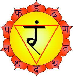 Risultato immagini per ombelico chakra