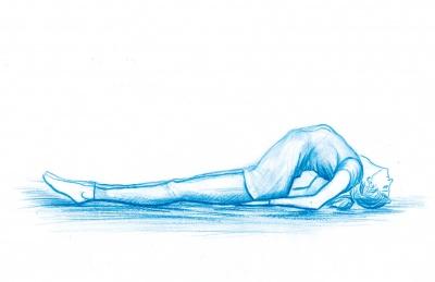 15 matsyasana varianti  yoga poses